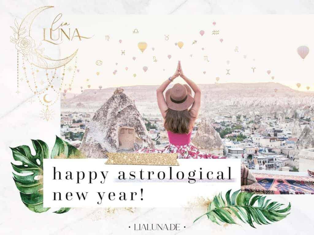 Auf ein wundervolles neues astrologisches Jahr by lialuna