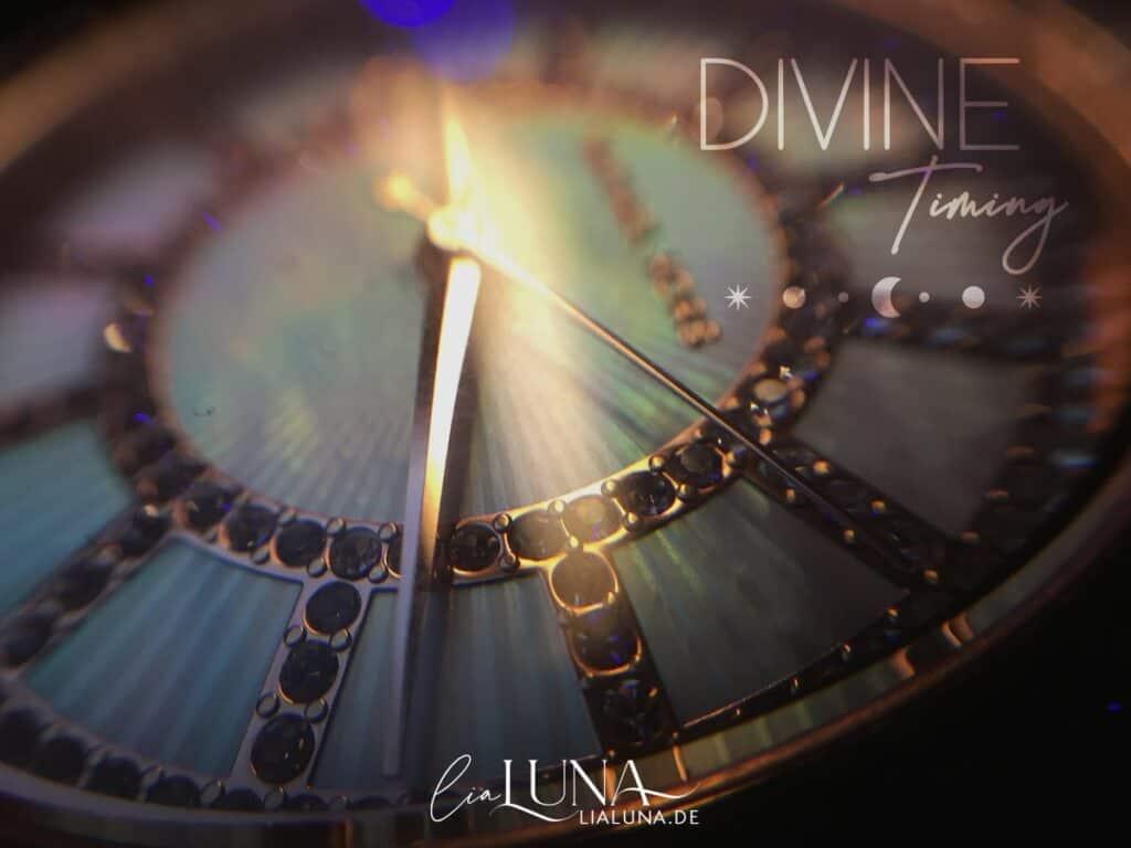 Divine Timing by lialuna