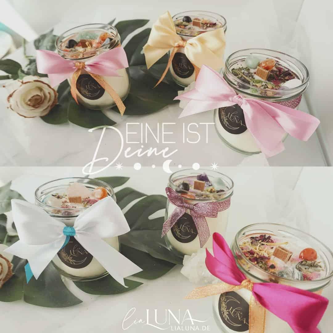 Supermond Kerzen by lialuna