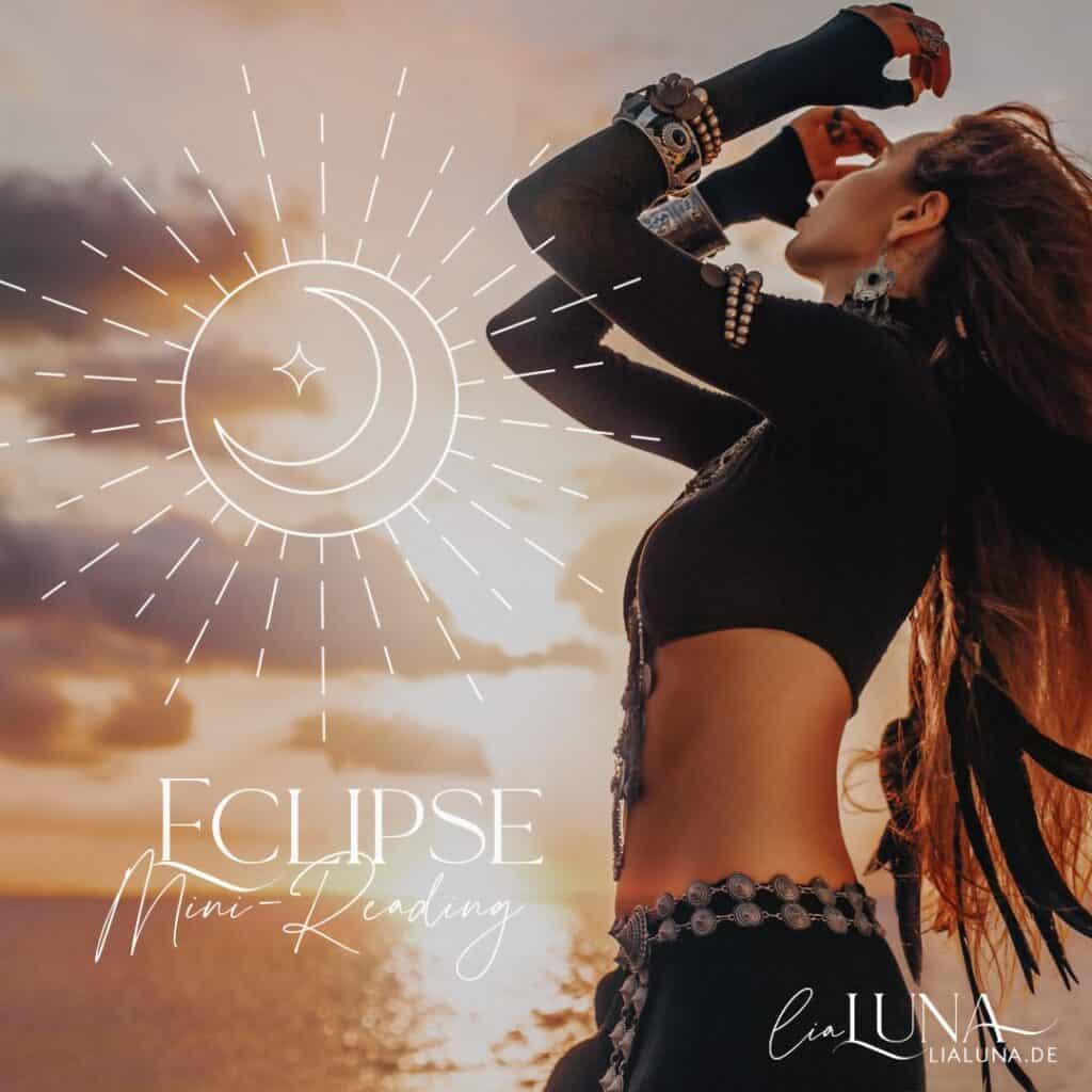 Eclipse Mini Reading by lialuna