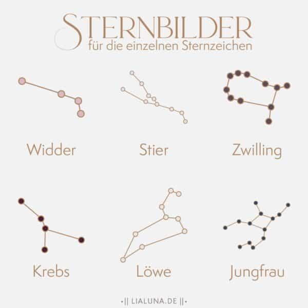 Sternbilder Teil 1 by lialuna