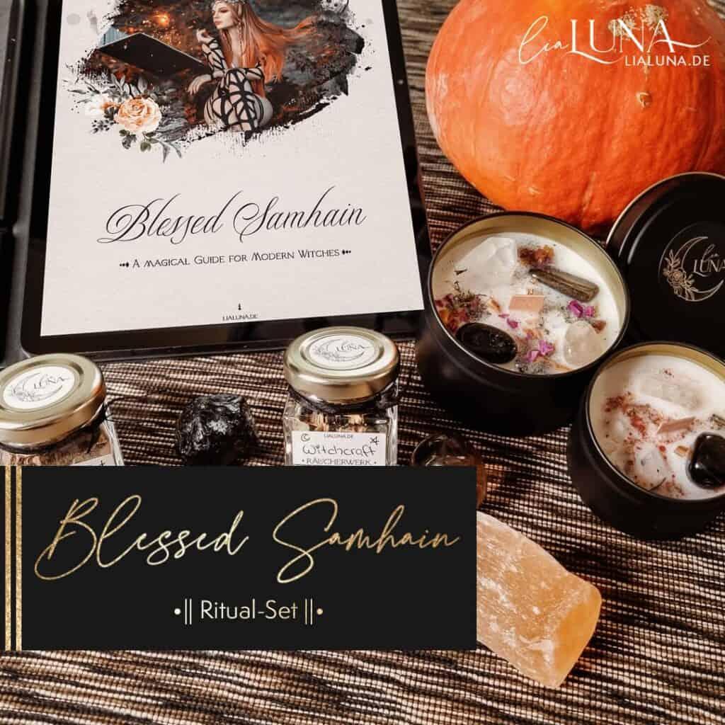 Blessed Samhain Ritual-Set