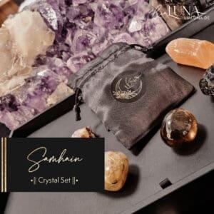 Samhain Crystal Set